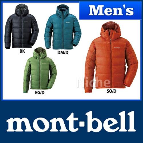 モンベル アルパイン ダウンパーカ Men's #1101407 [ モンベル montbell mont bell mont-bell モン...
