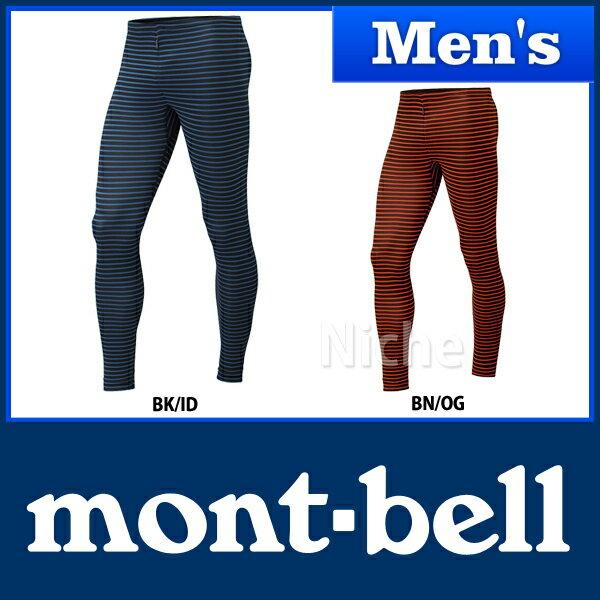モンベル ライトトレールタイツ Men's
