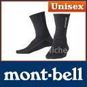 [ mont-bell モンベル ]モンベル ライトネオプレン ソックス #1127294