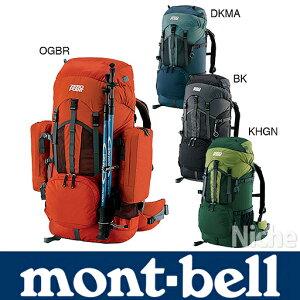 【レビューでP500】 モンベル バックパック 45L ! montbell ( mont-bell )モンベル チャチャパ...