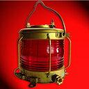 日本船燈(ニッセン) 甲種 紅灯 第2種日本式第C22号1988年【プレミア品】 【日本船燈(ニッセン...