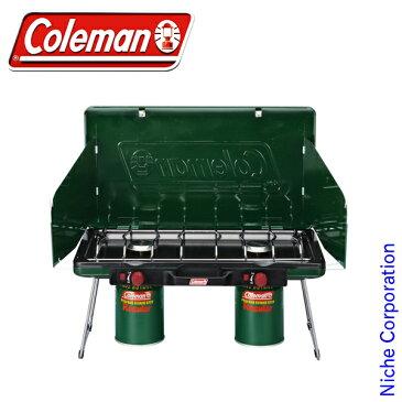 コールマン パワーハウス LP ツーバーナーストーブ2 2000006707 アウトドア キャンプ用品 ガスコンロ