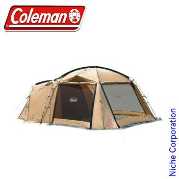 コールマン タフスクリーン2ルームハウス グリーン 2000031571 キャンプ 用品 テント タープ 2ルームテント ツールームテント ファミリー