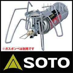 [ 新富士バーナー shinfuji burner soto | SOTO マイクロレギュレーターストーブ | soto バーナ...