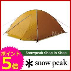 [ snow peak Shop in Shop | snowpeak スノーピーク キャンプ用品 ]スノーピーク ファル4 [ SSD...