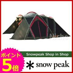 [ snow peak ShopinShop スノーピーク シェルター キャンプ用品 ]スノーピーク リビングシェル...