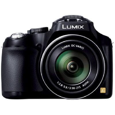 ★「あす楽対応」【納得の3年保証付き】[パナソニック] LUMIX DMC-FZ70-K