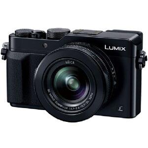 【納得の3年保証付き】[パナソニック] DMC-LX100-Kブラック