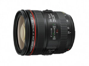 ★【納得の3年保証付き】[CANON]EF24-70mm F4L IS USM