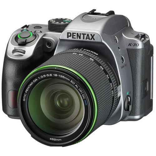デジタルカメラ, デジタル一眼レフカメラ 3K-70 18-135WR