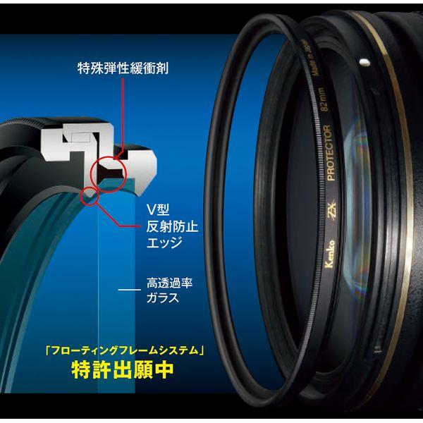 【DM便発送商品】[ケンコー・トキナー]ZX(ゼクロス)プロテクター 67mm