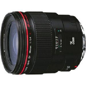 ★【納得の3年保証付き】[CANON]EF35mm F1.4L USM