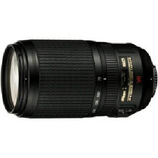 3年延長保証付[NIKON]AF-S VR Zoom Nikkor ED70-300mmF4.5-5.6G(IF)