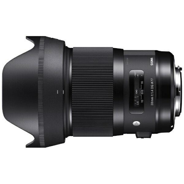 シグマ『28mmF1.4DGHSMArt』