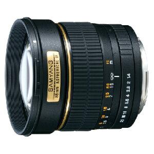 ★【納得の3年保証付き】 [SAMYANG]85mmF1.4Aspherical IF(ソニー用)