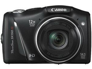 ★【保証内容が違います!納得の3年保証付き】[CANON]PowerShot SX150IS