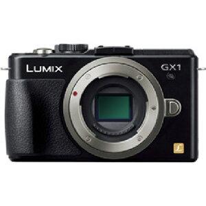 メーカー:Panasonic 発売日:2011年11月25日3年延長保証付[PANASONIC]DMC-GX1-K ボディ[ エスプ...