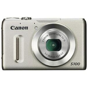 メーカー:Canon 発売日:2011年12月8日3年延長保証付[CANON]PowerShot S100 SL [ シルバー]