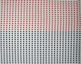 祭りてぬぐい赤×紺(豆絞り)100本組 長さ90センチ 巾33?35センチ (沖縄、離島は別運賃)