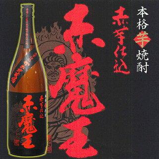 赤魔王1.8L25°プレミア焼酎定価販売【あす楽対応_関東】【RCPmar4】