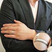 2本でこの価格期間限定特別価格結婚指輪マリッジリングプラチナ900&K18ピンクゴールド大人可愛いダイヤモンドクラシカルラインペアリング1年以内サイズ直し1回無料対応付送料無料