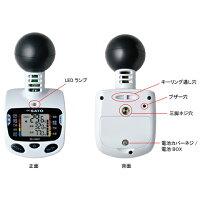 黒球型携帯熱中症計SK-180GT