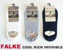 FALKE ファルケ COOL KICK INVISIBLE (16601)