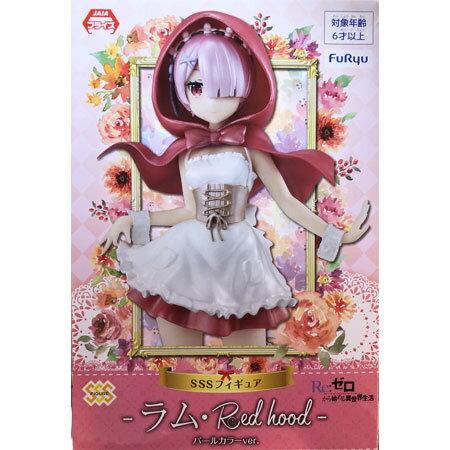コレクション, フィギュア  Re SSS -Red hood- ver.