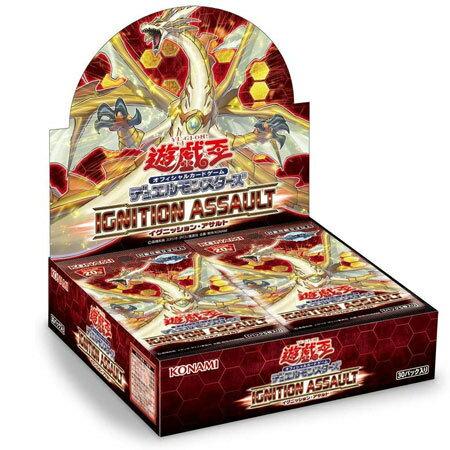 トレーディングカード・テレカ, トレーディングカード  OCG 1BOX30 IGNITION ASSAULT BOX KONAMI 20th