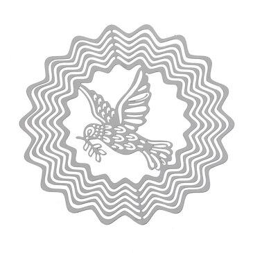 ブルーバードステンレスパーツ/1個販売 青い鳥 サージカルステンレス ピアス イヤリング 部品 チャームパーツ 手作り フリマ 金具 DIY 手芸 ハンドメイド デザインパーツ オリジナルピアスを作る トップ 揺れる