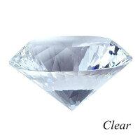 30mmクリスタルダイヤモンドカットガラスディスプレイ(クリア/透明)1個販売ディスプレイショーケース