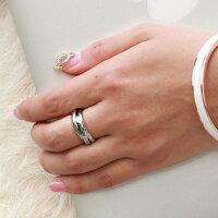 3連ステンレスリング(RRT005)サイズ/10号/13号/18号/21号3本シンプルな指輪サージカルステンレス316Lメンズレディースペアリングプレゼントギフト結婚婚約記念日誕生日ピンキーリングファランジリングプレーン重ね付け中指親指薬指小指