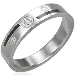 ステンレスキーリング(RWI058)サイズ/07号/12号 巣店rネスリング カギ 鍵 指輪 サージカルステンレス316L メンズ レディース ペアリング プレゼント ギフト 結婚 婚約 記念日 誕生日 ピンキーリング ファランジリング