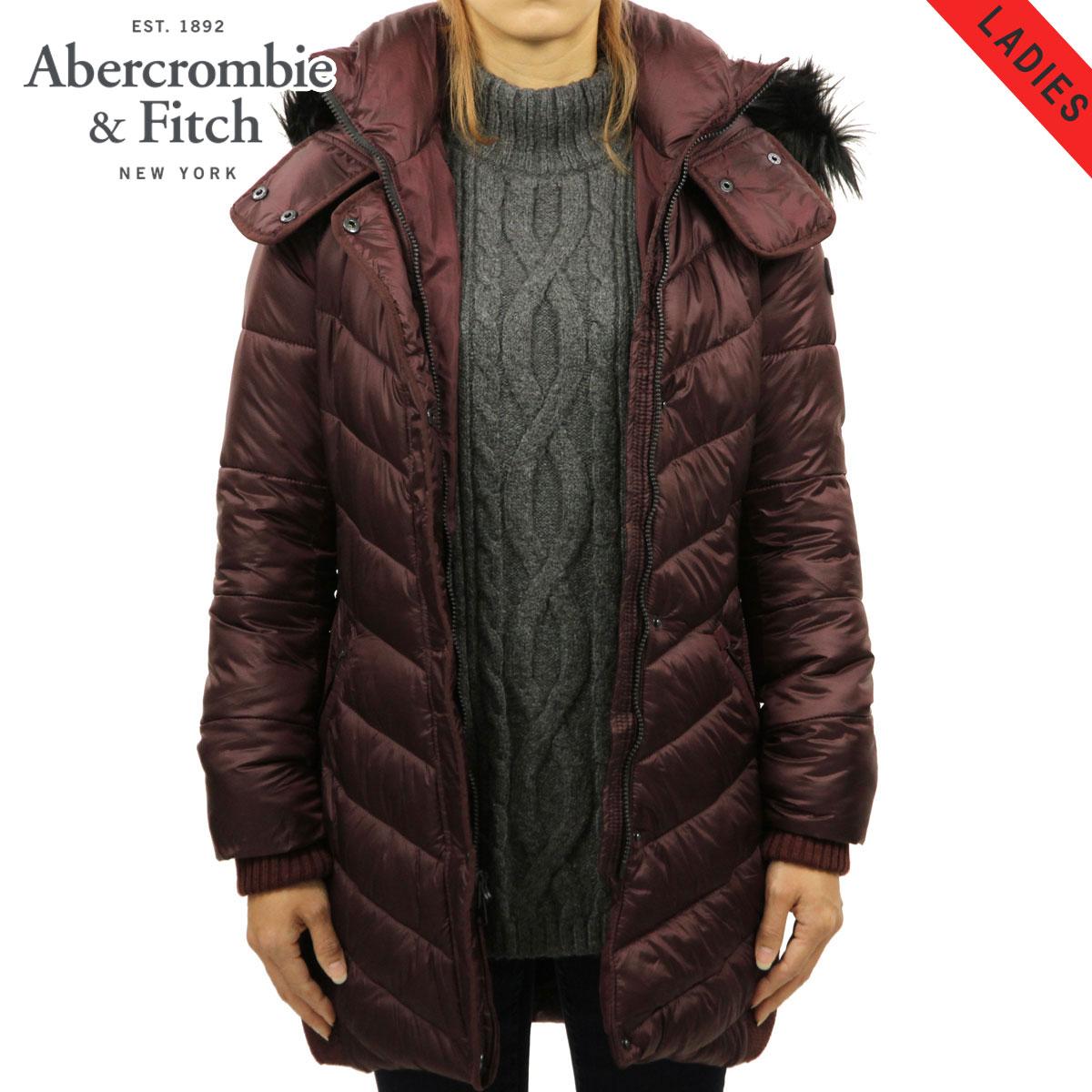 アバクロ Abercrombie&Fitch 正規品 レディース アウター QUILTED NYLON PARKA 144-442-0503-500:MIXON