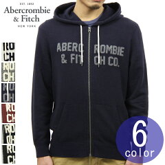 アバクロAbercrombie&Fitch正規品メンズグラフィックフルジップアップパーカーGRAPHICFULL-ZIPHOODIE