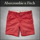"""アバクロ Abercrombie&Fitch 正規品 メンズ ショートパンツ A&F PREPPY FIT SHORTS 7"""" Inseam 128-283-0425-050"""