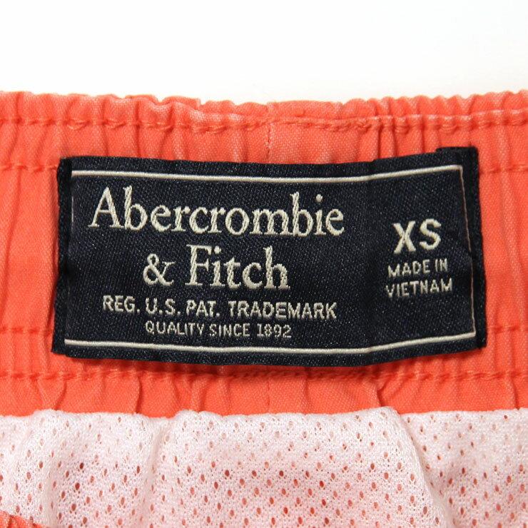 アバクロAbercrombie&Fitch正規品メンズスイムパンツ水着CLASSICTRUNKSShorter133-350-0537-500