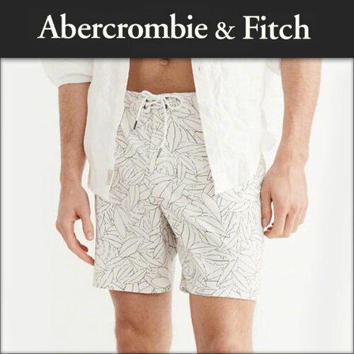 アバクロ Abercrombie&Fitch 正規品 メンズ スイムパンツ 水着 CLASSIC BOARDSHORTS Mid-Length 1...