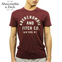 アバクロAbercrombie&Fitch正規品メンズ半袖TシャツAPPLIQUEGRAPHICTEE123-238-2221-520