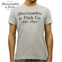 アバクロAbercrombie&Fitch正規品メンズ半袖TシャツPRINTEDLOGOGRAPHICTEE123-250-0297-121