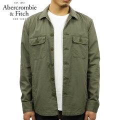 アバクロAbercrombie&Fitch正規品メンズアウターシャツジャケットMILITARYSHIRTJACKET125-168-2849-332