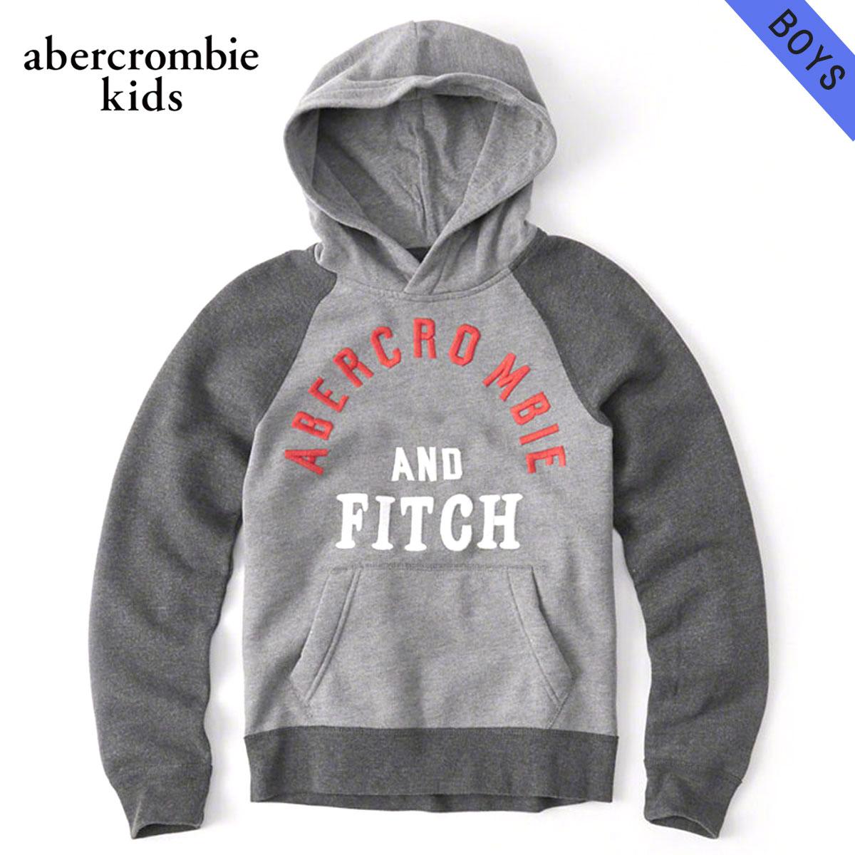 トップス, パーカー  AbercrombieKids logo graphic hoodie 222-628-0027-012