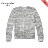 アバクロキッズ AbercrombieKids 正規品 子供服 ガールズ セーター lightweight knit sweater 250-755-0325-010