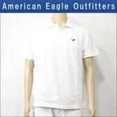 アメリカンイーグル AMERICAN EAGLE 正規品 メンズ ポロシャツ AEO Solid Polo 1511-8083