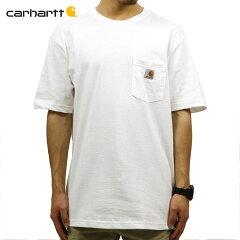 カーハートCARHARTT正規品メンズ半袖TシャツWORKWEARPOCKETSHORT-SLEEVET-SHIRTK87WHT