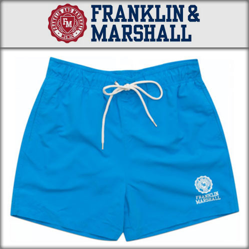 フランクリン マーシャル FRANKLIN&MARSHALL 正規販売店 メンズ スイムパンツ SWIM SHORTS RIVER ...