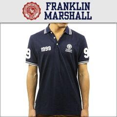 フランクリン&マーシャルFRANKLIN&MARSHALL正規販売店メンズ半袖ポロシャツVINTAGEPOLOSHIRTNAVYPOMF140AN40660167