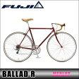 フジ FUJI 正規販売店 自転車 2016 BALLAD R MERLOT