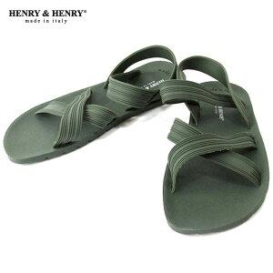 【あす楽対応】 A66B B3C C4D D3E E08Fヘンリーアンドヘンリー HENRY&HENRY サンダル SURF OLI...