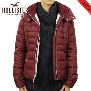 5bebe8a2b14c2 ホリスター(Hollister). ホリスター HOLLISTER 正規品 レディース アウター パファージャケット Sherpa-Lined  Puffer Jacket 344-445-0636-520